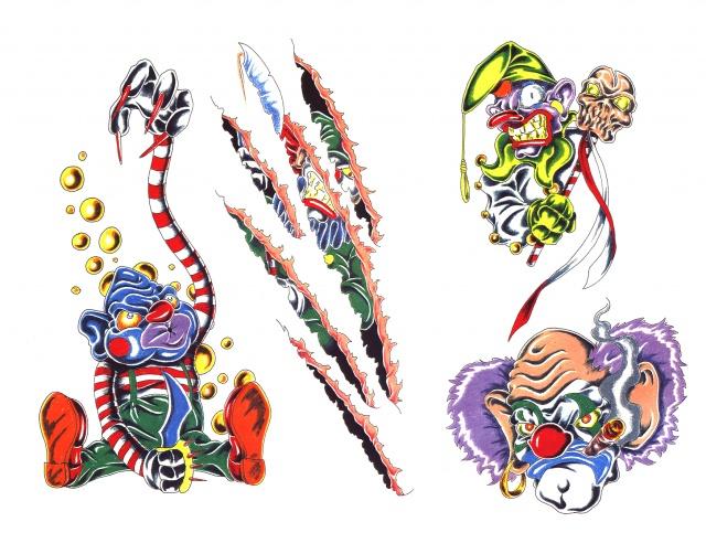цветные татуировки эскизы (3)