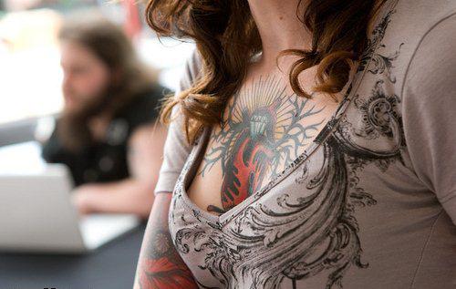 девушки и татуировки для них (19)