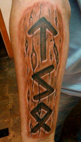 руны татуировки (14)