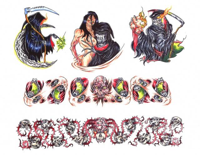 татуировки смерти (7)
