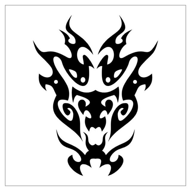 Эскиз черно белый (19)