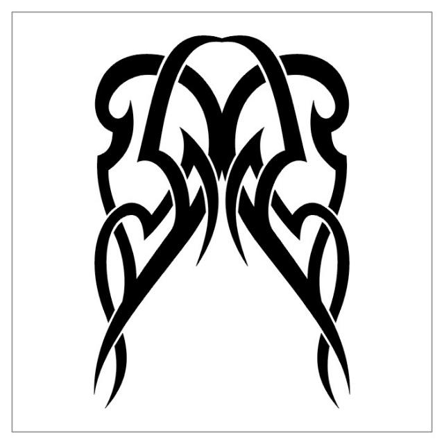 Эскиз черно белый (14)