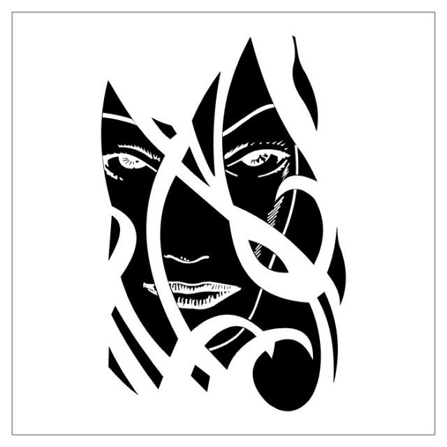 Эскиз черно белый (13)