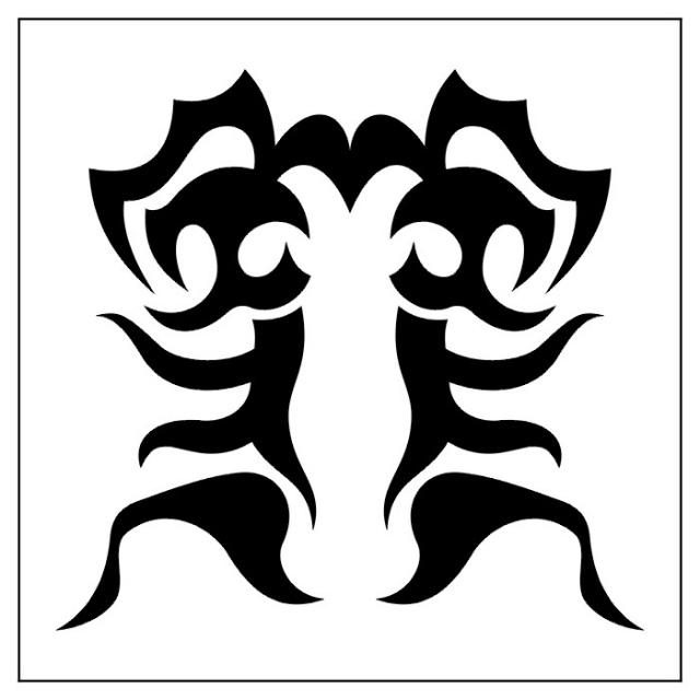 Эскиз черно белый (28)