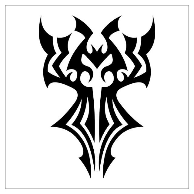 Эскиз черно белый (24)