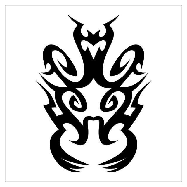 черно-белые эскизы татуировки (21)