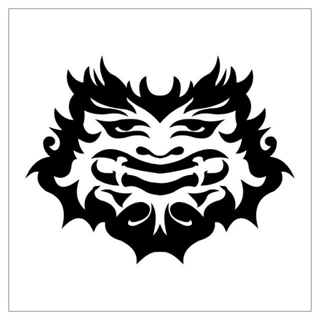 черно-белые эскизы татуировки (13)
