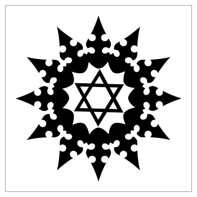 черно-белые эскизы татуировки (4)