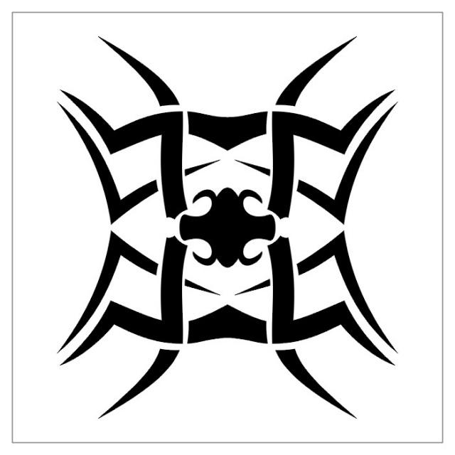 черно-белые эскизы татуировки (3)