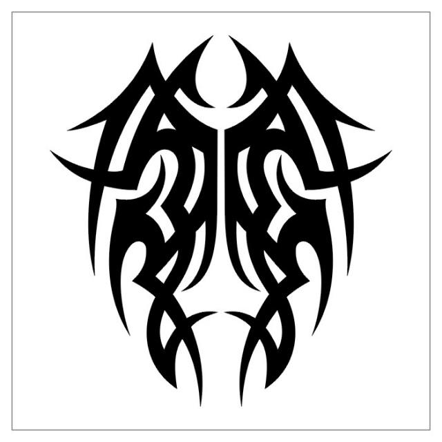 черно-белые эскизы татуировки (24)