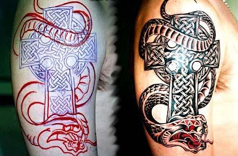 Кельтский крест (36)