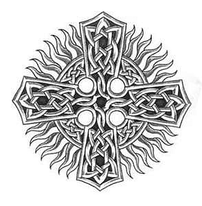 Кельтский крест (24)