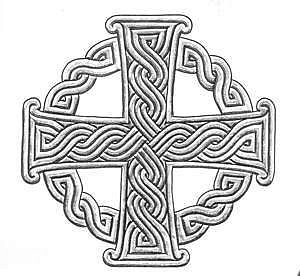Кельтский крест (22)