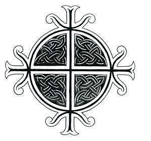 Кельтский крест (21)