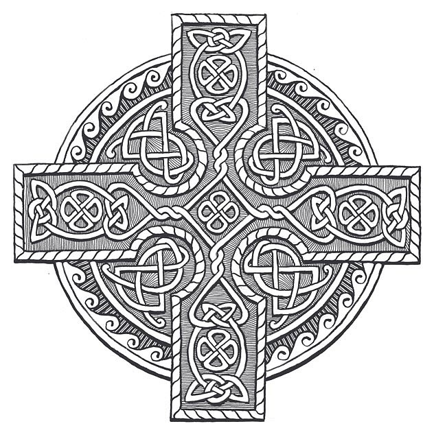 Кельтский крест (17)