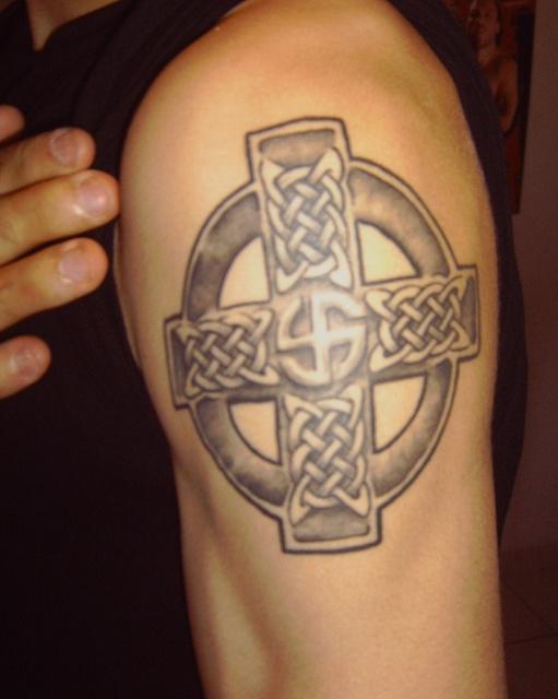 Кельтский крест (14)
