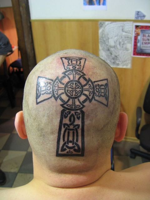 Кельтский крест (1)