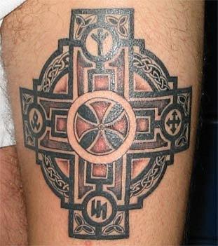 Кельтский крест (8)