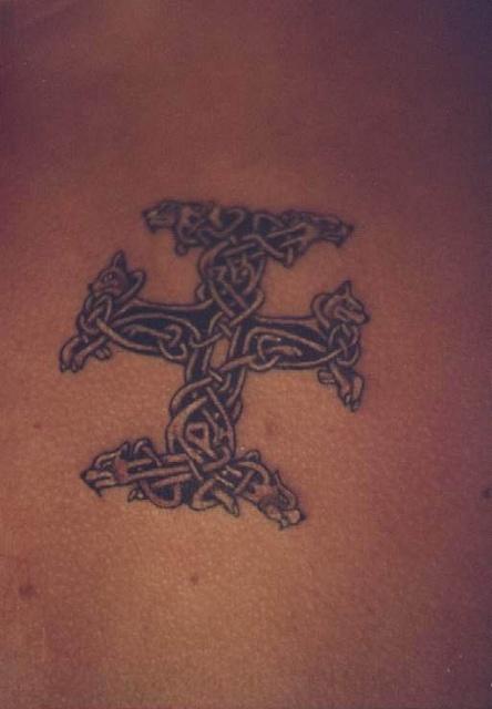Кельтский крест (4)