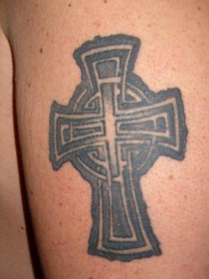 Кельтский крест (2)