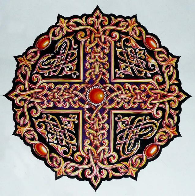 Кельтский крест (31)