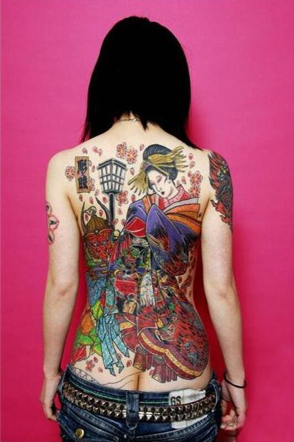 Картинки красивые девушки со спины