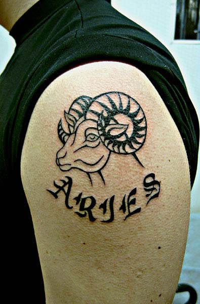 татуировки зодиака (27)