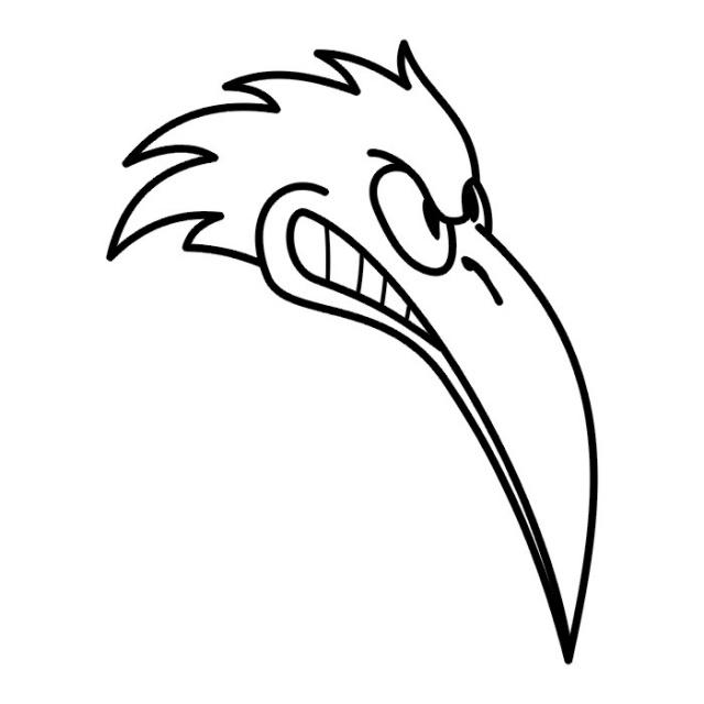 татуировки птицы (19)