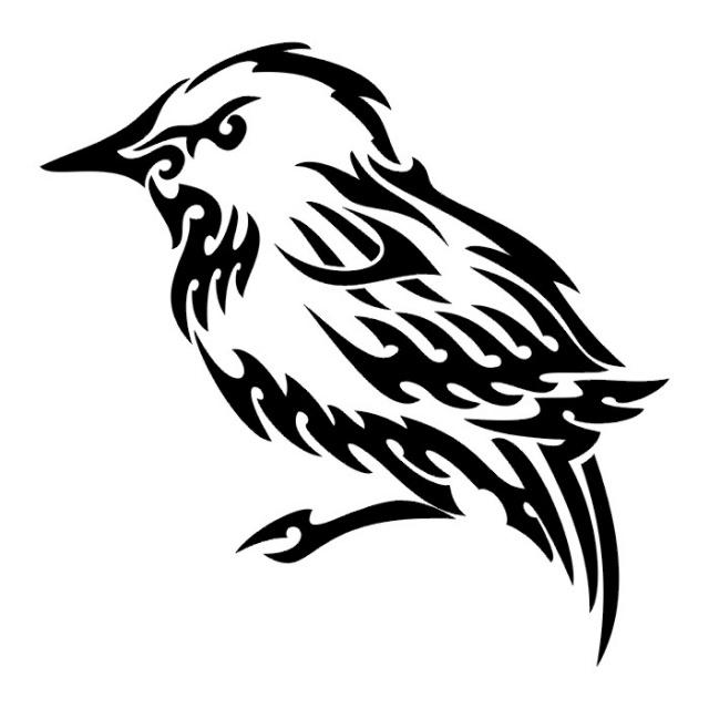 татуировки птицы (18)