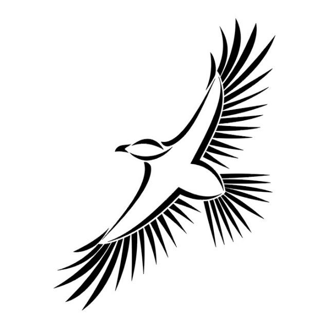 татуировки птицы (8)