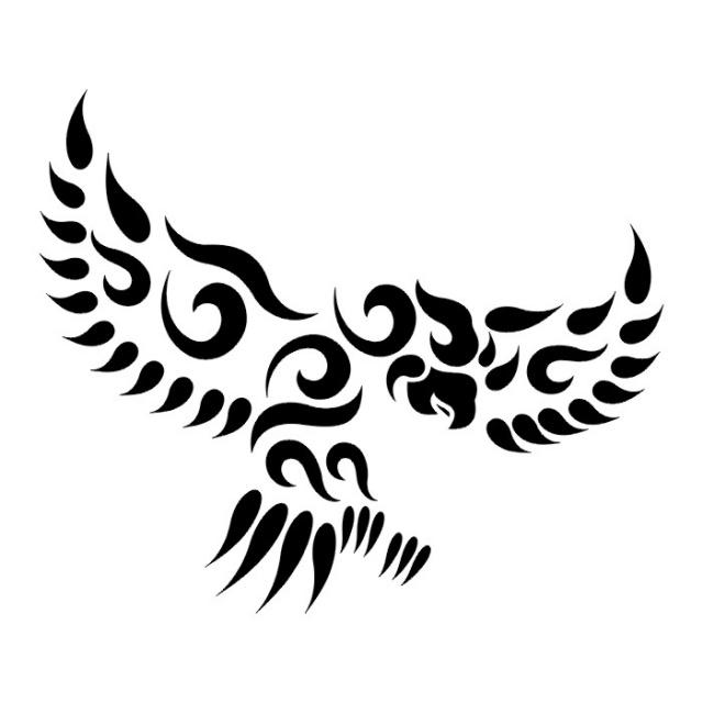 татуировки птицы (5)