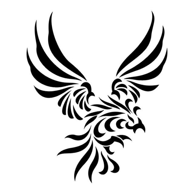 татуировки птицы (4)