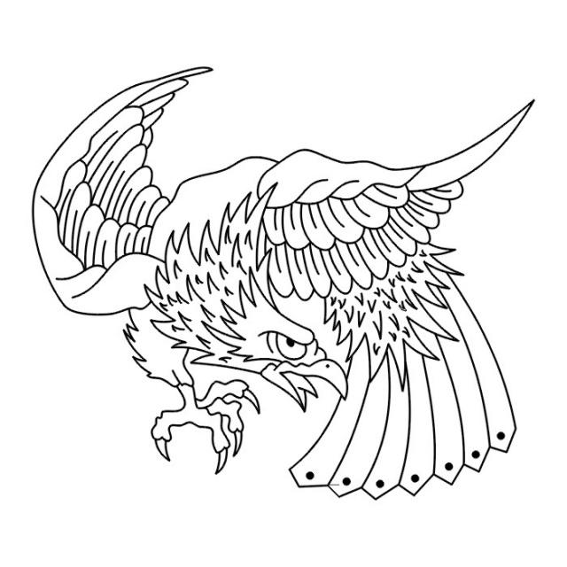 татуировки птицы (23)