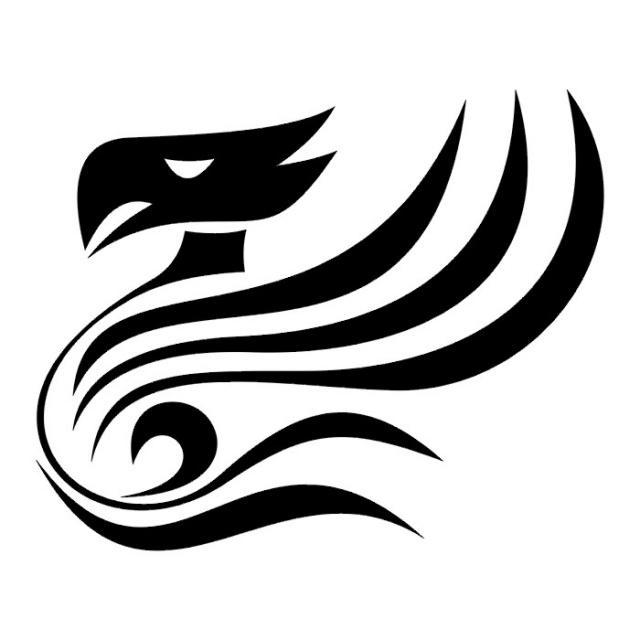 татуировки птицы (22)