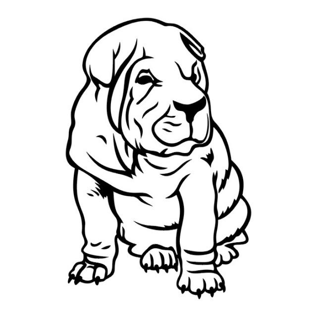 татуировки собак (13)