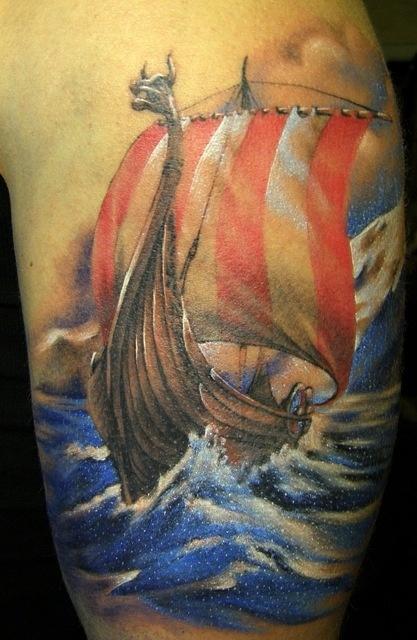 Drakar Tattoo Page 2