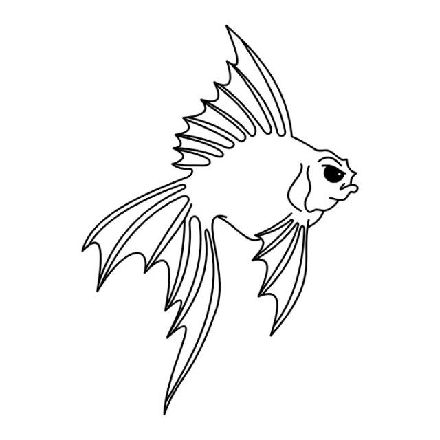 татуировки рыбы (8)