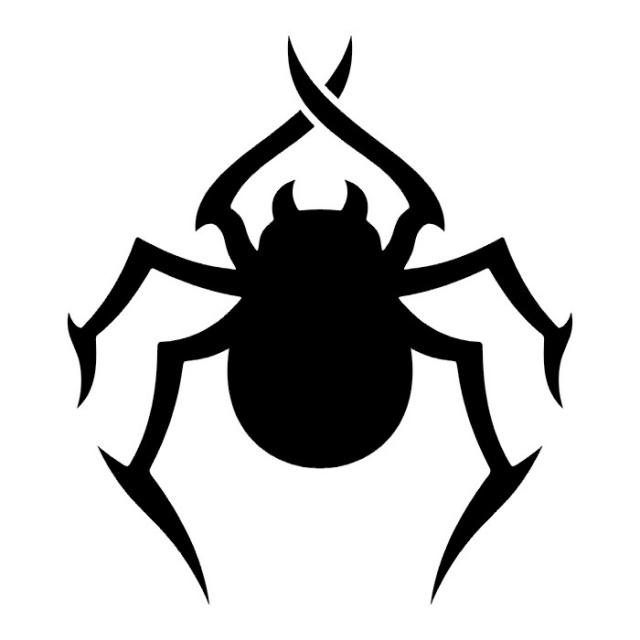 эскиз паука (12)