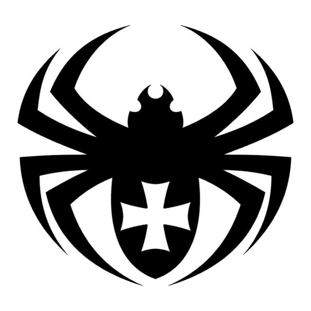 эскиз паука (2)