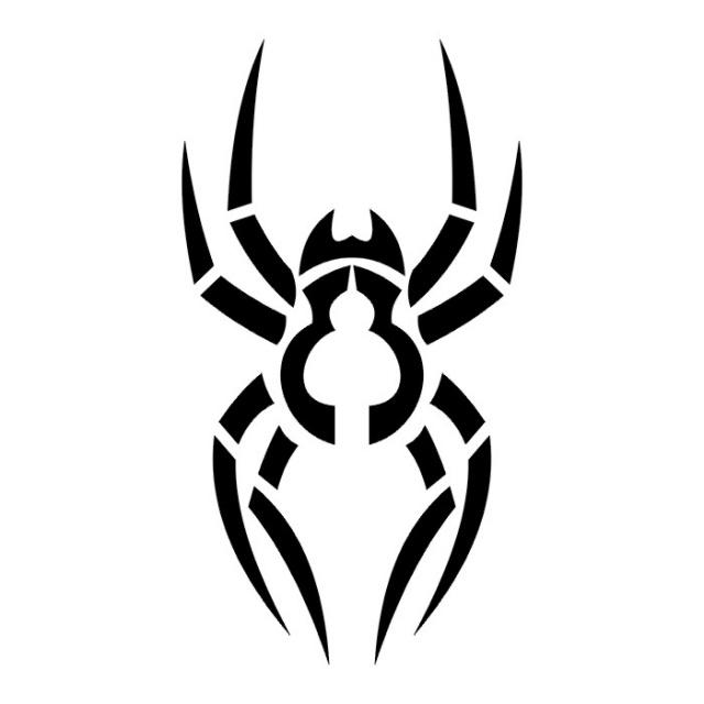 эскиз паука (4)