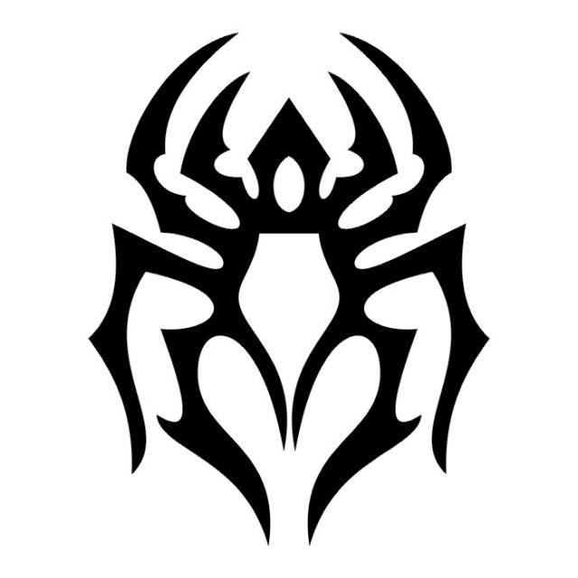 эскиз паука (5)