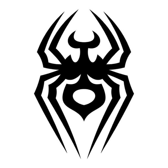 эскиз паука (6)