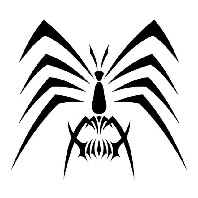 эскиз паука (8)