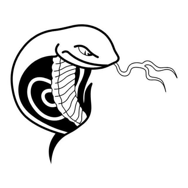 эскизы кобра: