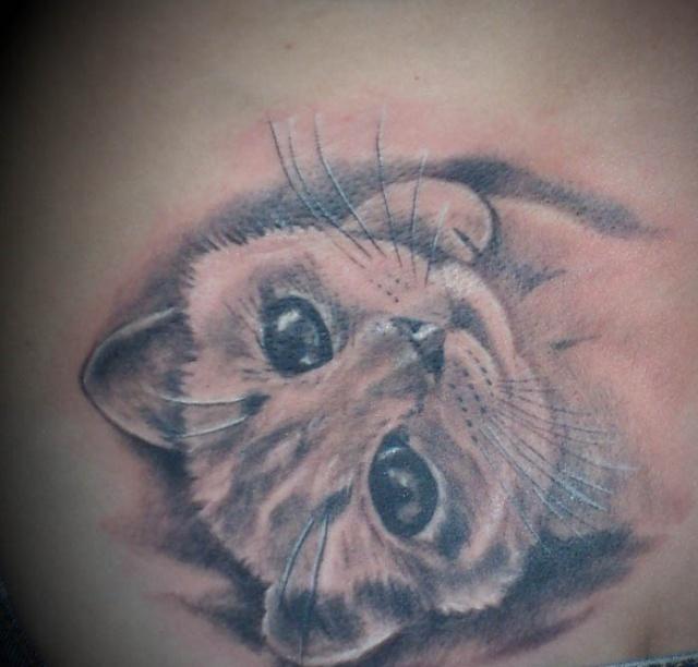 лев татуировка (11)