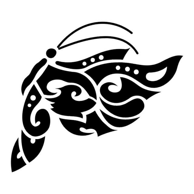 эскизы татуировок бабочки (2)