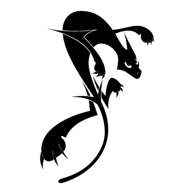 татуировка кот (5)