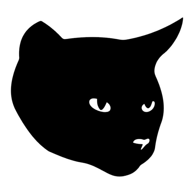татуировка кот (2)