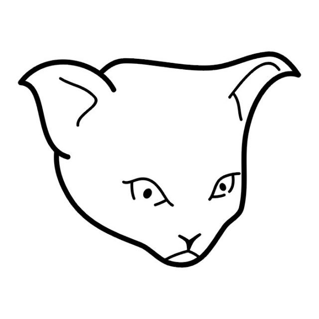 татуировка кот (15)