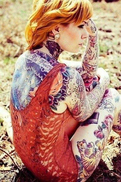 женские татуировки (8)
